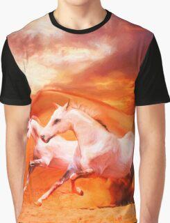 Unbridled Spirit Graphic T-Shirt