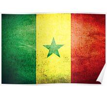 Senegal - Vintage Poster