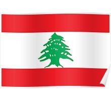 Lebanon - Standard Poster