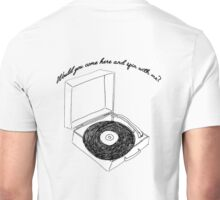 Dizzy On The Comedown Unisex T-Shirt