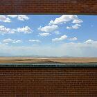Westward View  by John  Kapusta