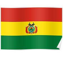 Bolivia - Standard Poster