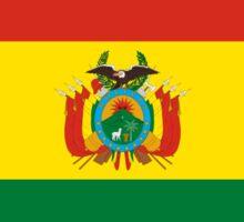 Bolivia - Standard Sticker
