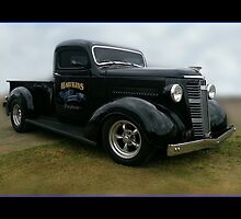 GMC Pickup by Keith Hawley