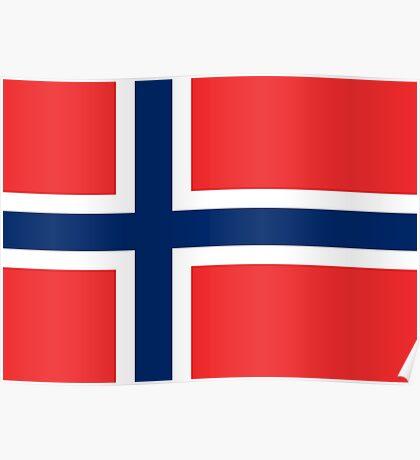 Norway - Standard Poster