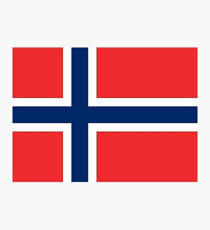 Norway - Standard Photographic Print