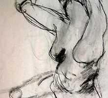 Figure Rising by Marsha Hallet