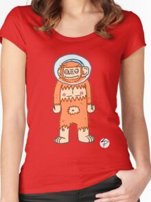 Monkey Brush - Aaron Women's Fitted Scoop T-Shirt