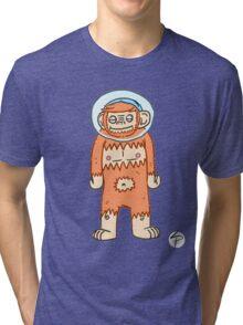 Monkey Brush - Aaron Tri-blend T-Shirt