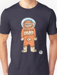 Monkey Brush - Aaron Unisex T-Shirt