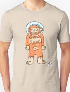 Monkey Brush - Aaron Unisex T-Shirt