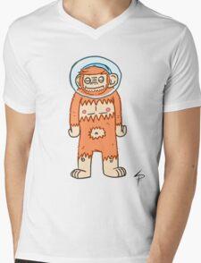 Monkey Brush - Aaron Mens V-Neck T-Shirt