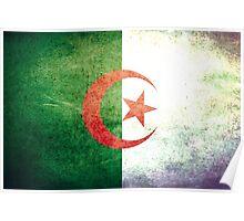 Algeria - Vintage Poster