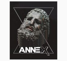 ANNEX - Boxer of the Quirinal - AESTHETIC (FRICTION EDIT) Kids Clothes