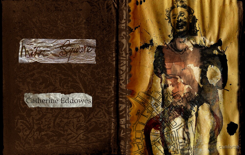 Altered II, Catherine Eddowes Chapter Pages by Cameron Hampton