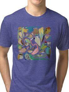 Birds of a Feather  Tri-blend T-Shirt