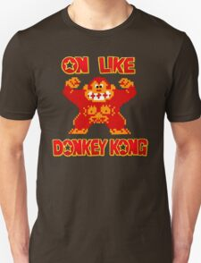 On Like Donkey Kong T-Shirt