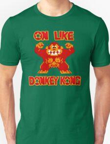 On Like Donkey Kong T-Shirt