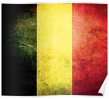 Belgium - Vintage Poster