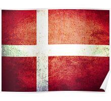 Denmark - Vintage Poster
