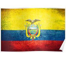 Ecuador - Vintage Poster
