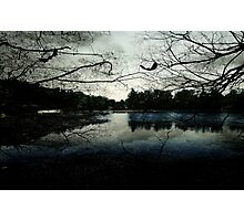 As evening falls © Photographic Print