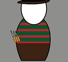 Nightmare on Elm Street by Awesome Designing.com