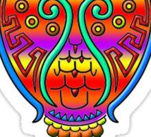 Mayan Tucan Sticker