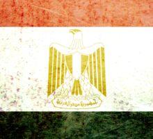 Egypt - Vintage Sticker