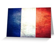 France - Vintage Greeting Card
