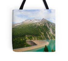 Austria, Zillertal High Alpine nature Park landscape Tote Bag