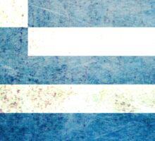 Greece - Vintage Sticker