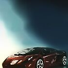 Lamborghini gallardo by anguishdesigns
