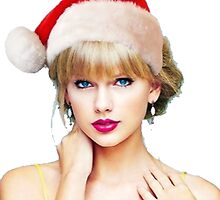 Merry Christmas Taylor Swift by queenswift