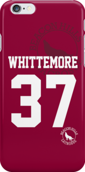 """Teen Wolf """"WHITTEMORE 37"""" Lacrosse by kinxx"""