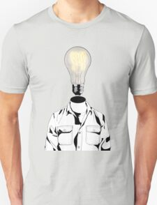 DLC: A Bright Idea Unisex T-Shirt