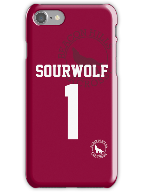 "Teen Wolf ""SOURWOLF 1"" Lacrosse by kinxx"