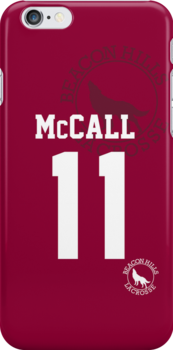 """Teen Wolf """"McCALL 11"""" Lacrosse by kinxx"""