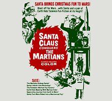 Santa v Mars Unisex T-Shirt