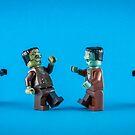Monster Brawl by William Rottenburg