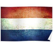 Netherlands - Vintage Poster
