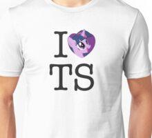 I <3 Twilight Sparkle Unisex T-Shirt