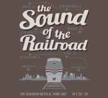 The Sound of the Railroad by alwayslovedcc