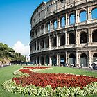 Colosseum by Stavros