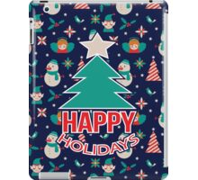Winter Eve iPad Case/Skin