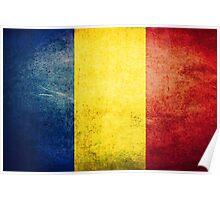 Romania - Vintage Poster