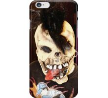 Punk Monster iPhone Case/Skin