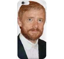 Martin Freeman iPhone Case/Skin