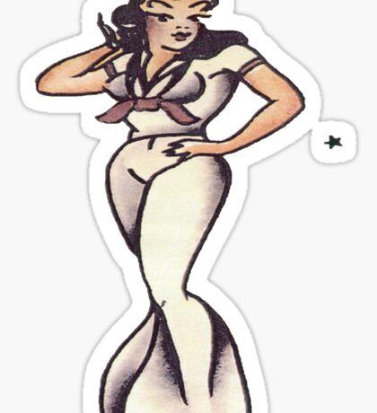 Pinup Beauty Sticker