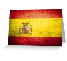 Spain - Vintage Greeting Card